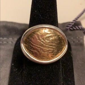 Silpada Jewelry - Silpada Timber ring